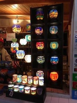 博多駅のランプ